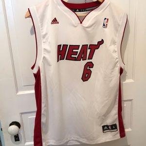 Miami heat james jerseys